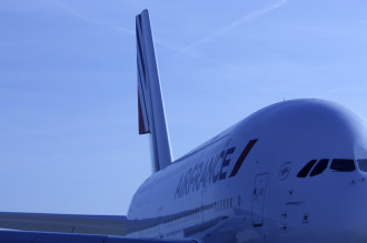 "Copyright: Lindner/Air France ""Air France A380"""
